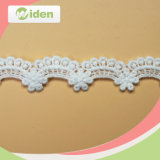Hot Selling Water Soluble China Wholesale Embroidered Techincs Guipure Lace