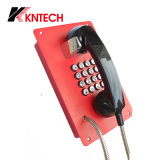 Service Telephone Security Phone Knzd-07b Kntech Analog Phone