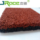 Iaaf Sandwich Rubber Floor for Athletic Track