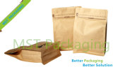 Hot Sale Karft Paper Food Packaging Bag
