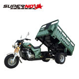 High Quality 200cc Tricycle with Long Cargo