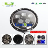 "7"" 60W Newest Design Jeep LED Headlight"