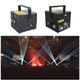 3D Animation Laser Show Multi Color Laser Stage Light