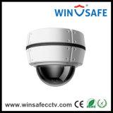 Dual Power Supply Mini Dome IP Camera