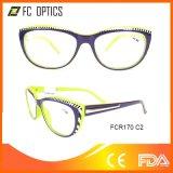 Fashion Plastic Magnifying Reading Glasses