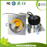 COB Square LED Downlight for Home or Office