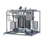 Uht Program-Controlled Complete Sets of Plate Style Ultra High Temperature Instant Sterilization Equipment