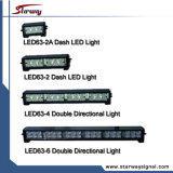 Warning Double Grille Directional Lightbars for Construction, EMS (LED63 series)