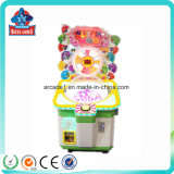 Coin Operated Claw Candy Vending Kids Game Machine