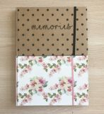 A5 Self Adhesive Photo Album with Elastic Closure