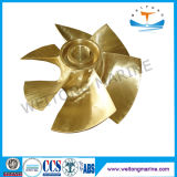Water Jet Propulsion Six-Blade Propeller