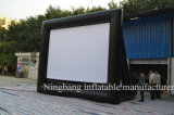 Inflatable Projection Movice Screen for Advertising