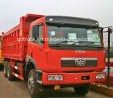 FAW Tipper Dump Truck Loading Stone Truck