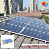 Special Design Solar PV Metal Tin Roof Rack System (NM0248)