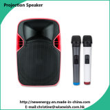ODM 12 Inches Plastic Projection Loudspeaker with Excellent Performance