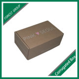 Factory Wholesale Cheap Foldable Corrugated Carton Box