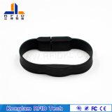 Promotional Gift U Disk Smart Custom RFID Silicone Wristband