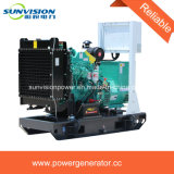 50kVA Generator Set with Base Fuel Tank, Ce/ISO Certified (SVC-G55)
