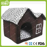 Speckle Double Roof House Dog Cotton House