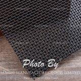 Black Powder Coated 316 Stainless Steel Mesh Screening