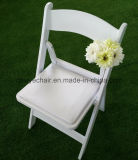 Wedding Padded Resin Folding Chair