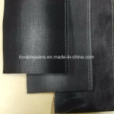 10 Oz Black Denim Fabric (T135)