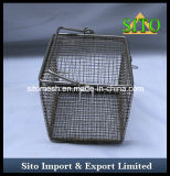 Medical Cleaning Stainless Steel Witre Mesh Baskets