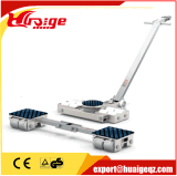 Swivel Transportation Cargo Trolley for Storage and Cage