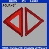 Safety Car Warning Triangle Reflector, Car Accessories (JG-A-01)