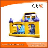 40′ Giant Outdoor Inflatable Bouncy Castle Slide for Adults (T4-305)