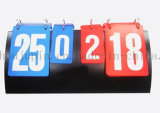 OEM High Quality Manual Handspring Score Board for Competition