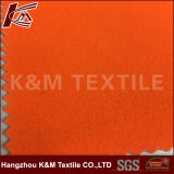 Three Layers Compound Flourescent Brushed Tricot Fabric for Outdoor