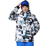 Ski Jacket Warm Wind Waterproof Men 's Ski Suit