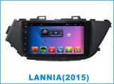 Android System Car DVD for Lannia 8 Inch Touch Screen with GPS Navigation