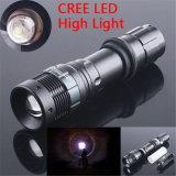 CREE Q5 800 Lumens LED Flashlight Zoomable