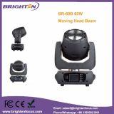 Fresnel Lens 60W LED Beam Moving Head for Disco KTV
