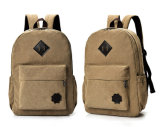 Various Color Canvas Bag Backpack School Backpack Leisure Backpack Bag Yf-Lbz1932