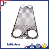Replace Alfa Laval M20 Plate for Plate Heat Exchanger with Ss304/ Ss316L Made in China