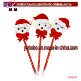Christmas Decoration Business Gift Santa Claus Shape Ball Pen (CH8047)