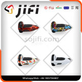 Jifi Top Brand Lithium Battery LED Motor Two Wheels Hoverboard Self Balancing Scooter