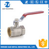 "High Quality 1/2""-2 Inch Medium Pressure Brass Ball Valve"