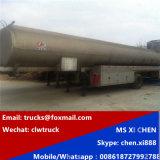 50000 Liters Fuel Transportation Tanker Oil Tank Semi Trailer