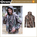 Military Tactical Wholesale Outdoor Sports Hunting Esdy Softshell Jacket Hoodie
