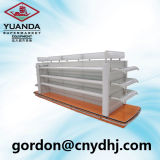 Wholesale Double Sided Cosmetics Display Shelf Yd-S004A