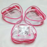Mini Cute Durable PVC Jelly or Candy Bag with Zipper