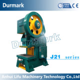 J21 Steel Hole Punching Machine/CNC Steel Power Press for Export