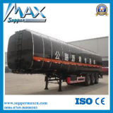 3 Axle 35-60cbm Heating Asphalt Bitumen Truck Tank Semi Trailer