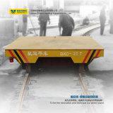 Motorized Handling Transporter Rail Stone Crusher Transfer Trolley