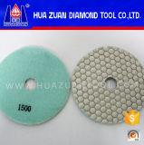 Huazuan Dry Diamond Polishing Pad (HZDP04100)