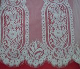 2017 High Quality Embroidery Lace Fabric Polyester Trimming Fancy Melt Polyster Lace for Garments & Home Textiles Ln10002